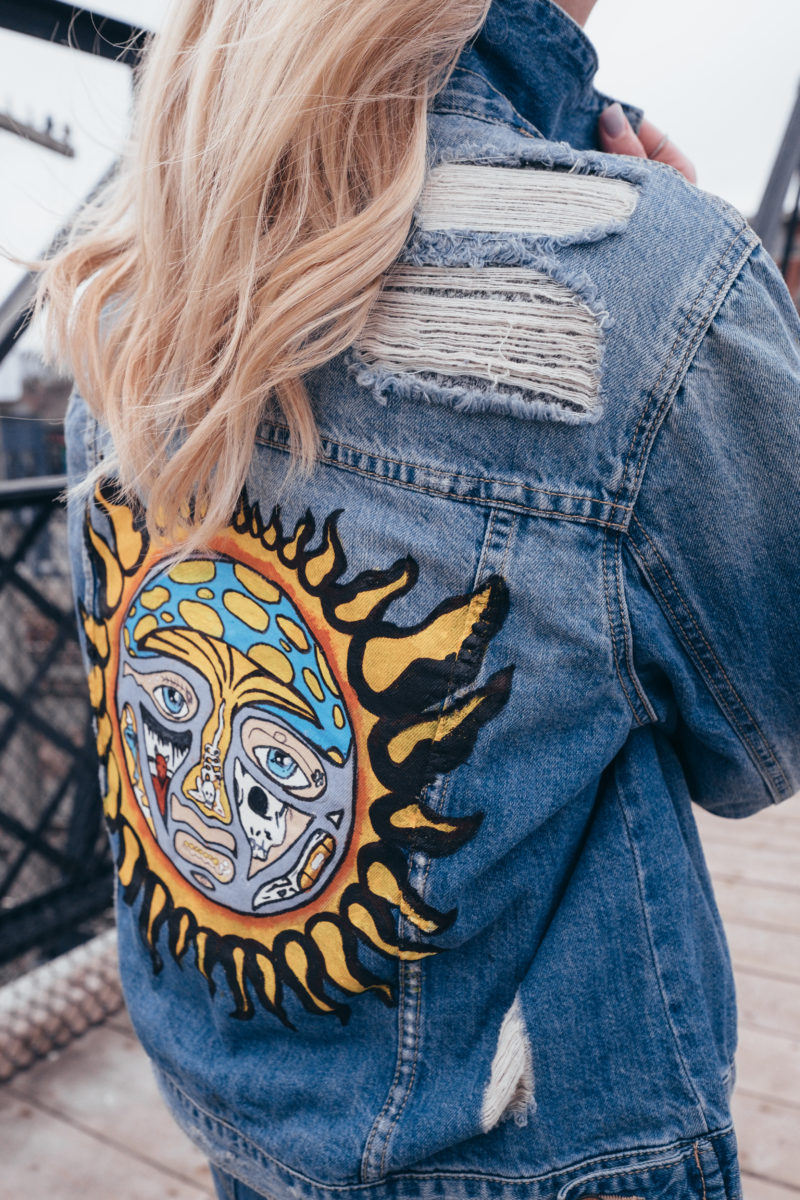 Original Genes Toronto Custom Denim Jean Jackets
