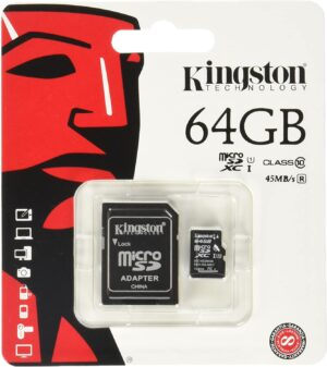 Kingston 64GB micSDXC